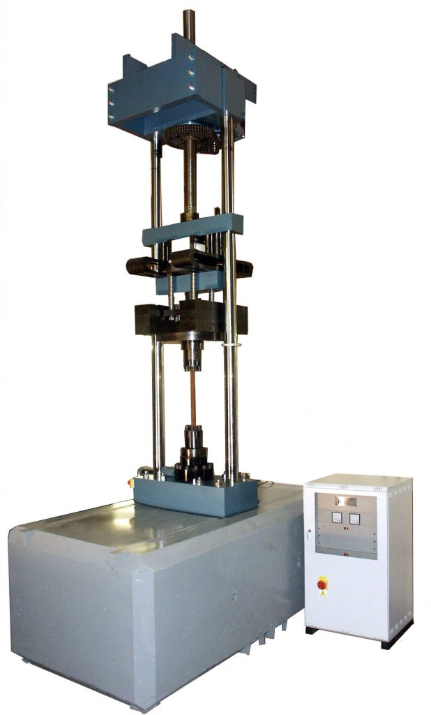 400kN Resonant Test Machine Frame