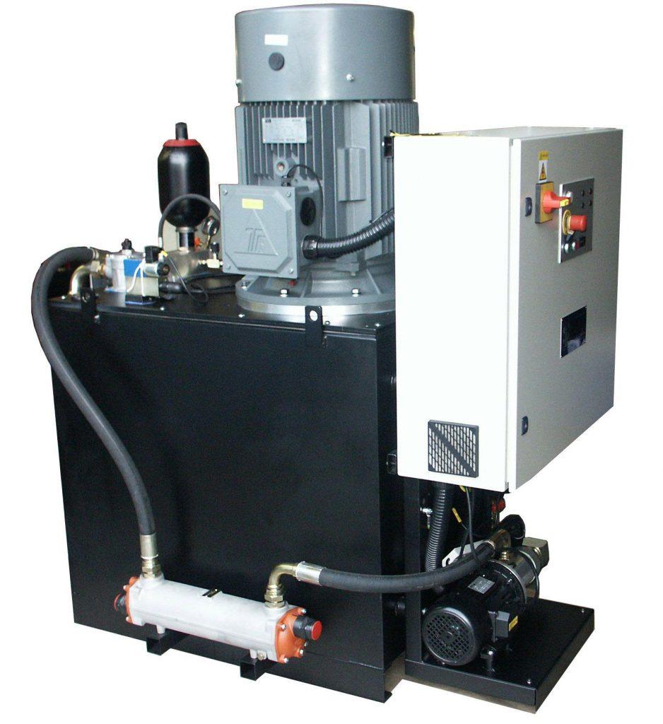 105 litres per minute water-cooled HPU