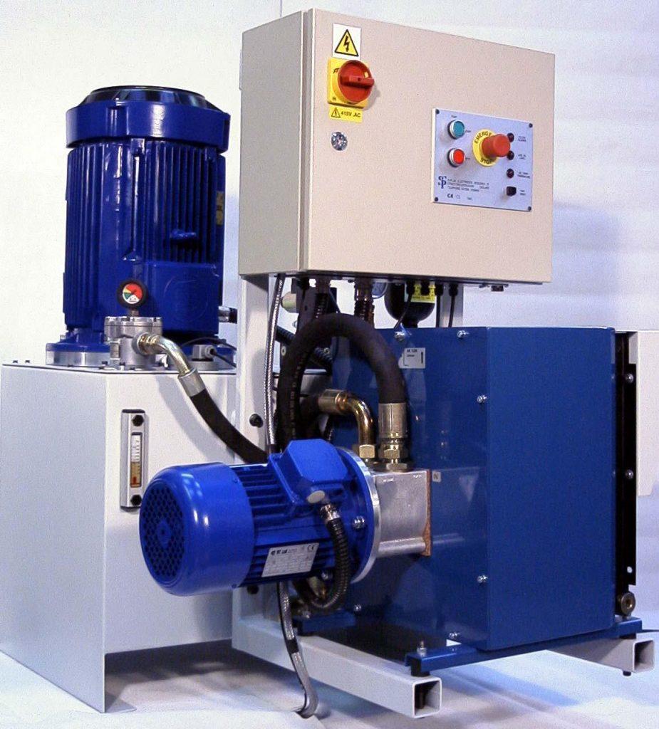 30 litres per minute air-cooled HPU