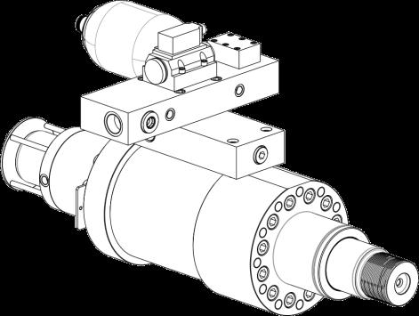 Linear hydraulic actuators