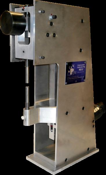 Extensometer Calibration Rig (ECR)