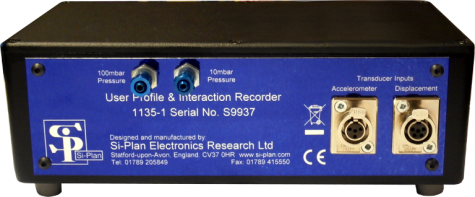 User Profile and Interaction recorder