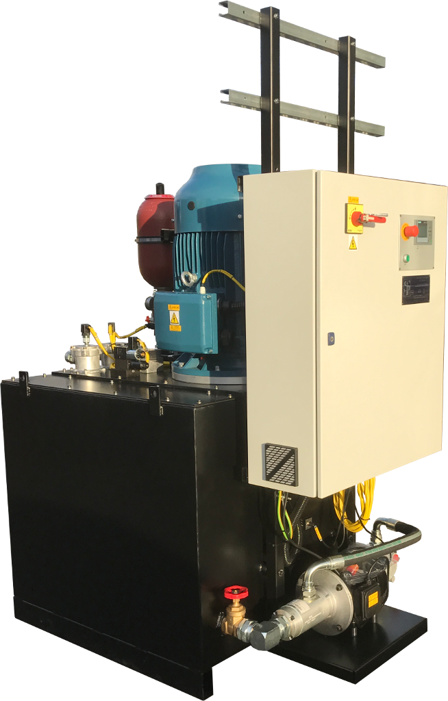 Power Pack 150 litres per min variable delivery