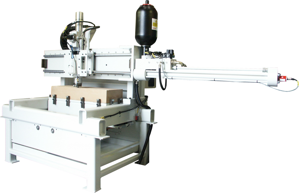 Single Cutter Test Machine