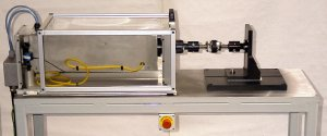 Elastomer test machine