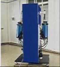 Single/dual sided limb test machine