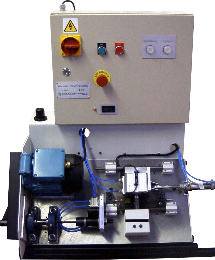 Spin-on Production Machine