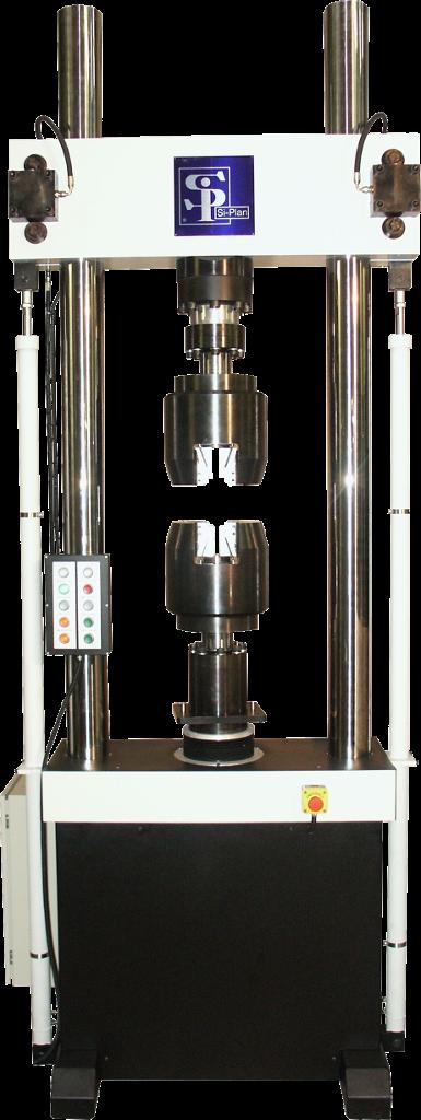 Servo-hydraulic fatigue test machines<br />250 to 600kN